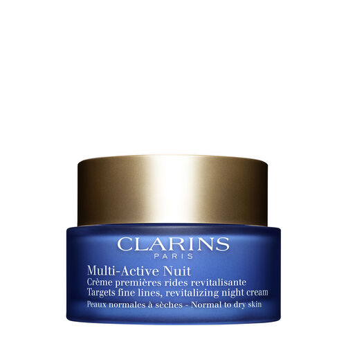 Multi-Active Night Cream - Normal to Dry Skin