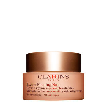 Extra-Firming Night regenerative anti-wrinkle cream for all skin types