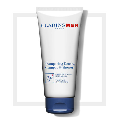 ClarinsMen Shampoo & Shower