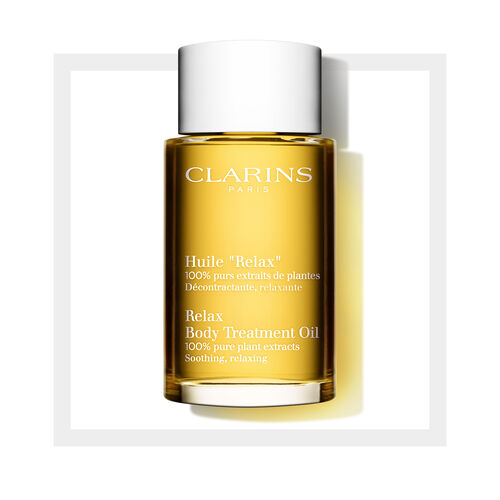 Relax Body Treatment Oil