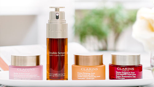 What makes Clarins Double Serum so effective?