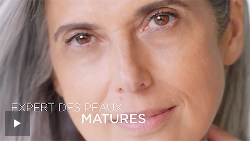 How do you know you have mature skin?